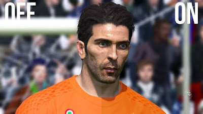 PES 2017 SweetFX Natural untuk Low User