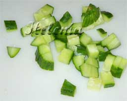 диетический салат из капусты рецепт