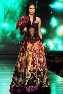 Baju Kebaya Batik Modern