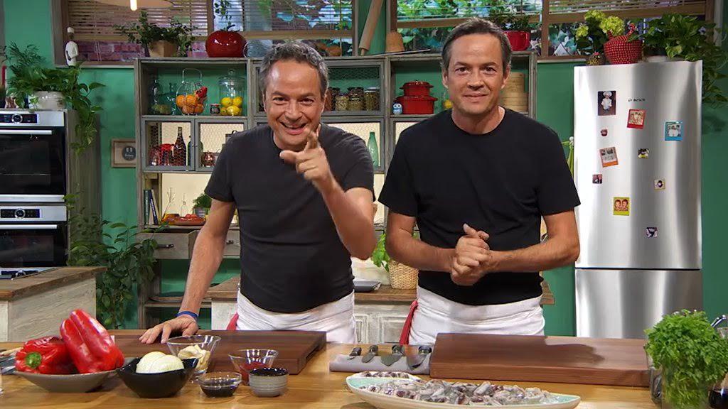 Gastronom a en zaragoza torres en la cocina programas y for Cocina hermanos torres