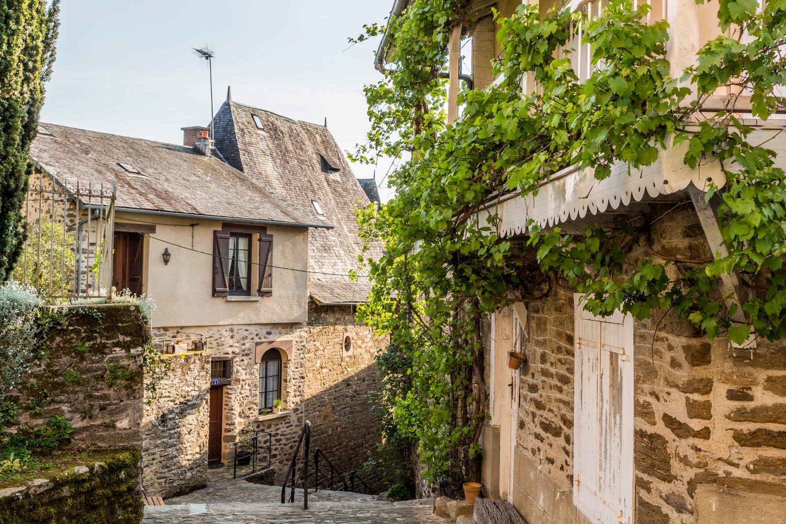 Corrèze villages