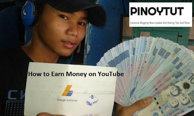 How Filipino Earn Money on YouTube