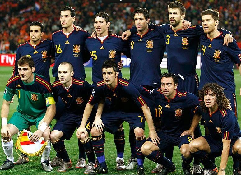 Copa do Mundo de 2010 - Espanha