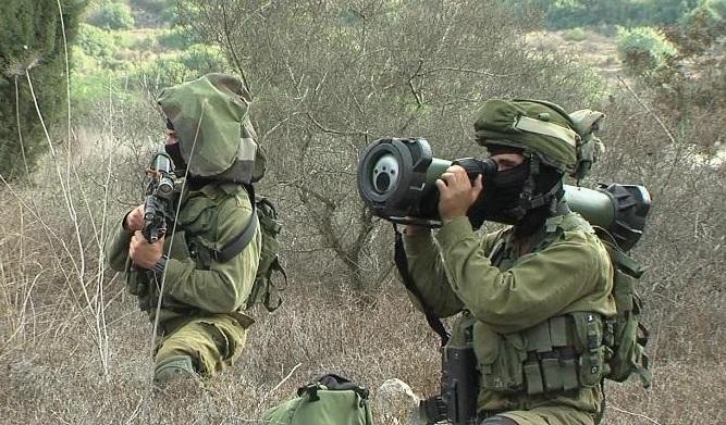 Israel Serang Pos Kelompok Hamas di Jalur Gaza