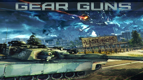 Gearguns Tank Offensive Game Free Download