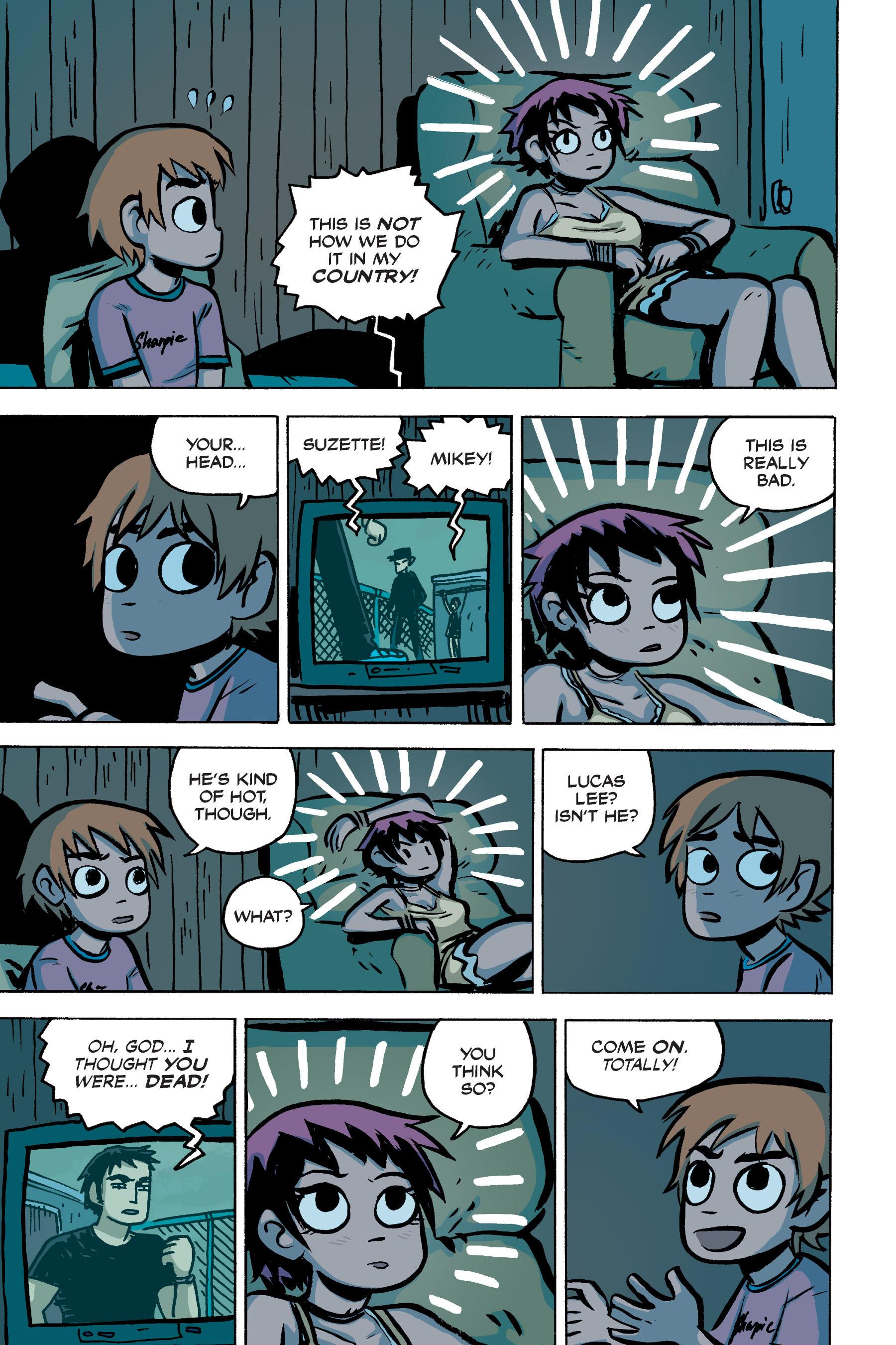 Read online Scott Pilgrim comic -  Issue #2 - 82