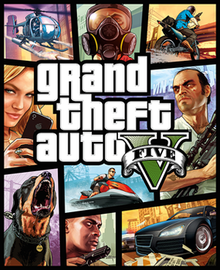 Download Grand Theft Auto 5 (GTA V) Apk + OBB for Android