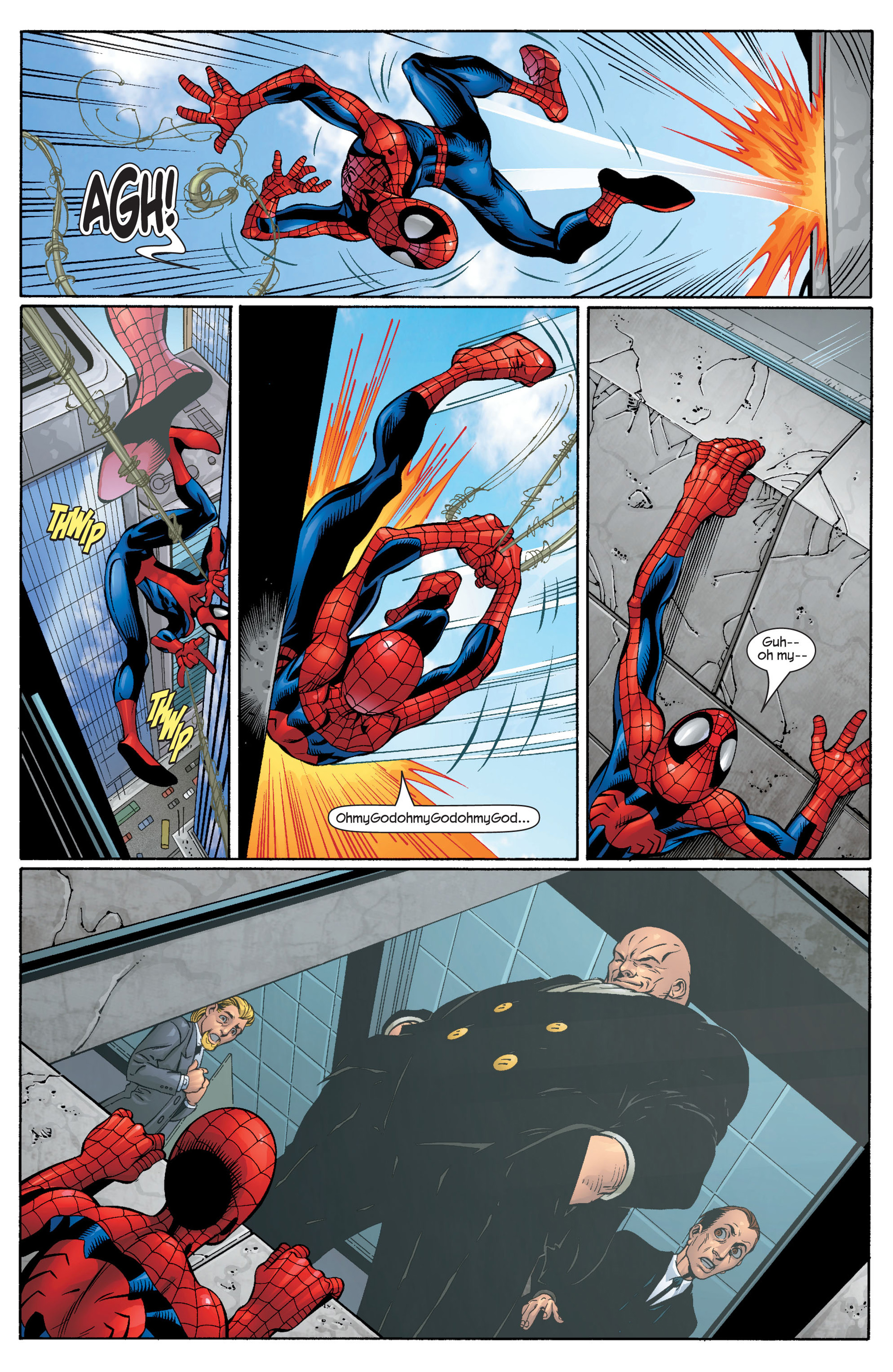 Read online Ultimate Spider-Man (2000) comic -  Issue #48 - 7