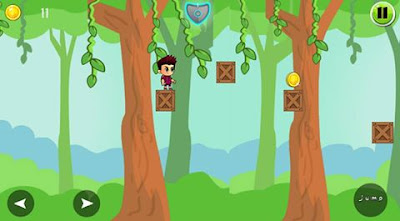 Jungle Boy MOD APK