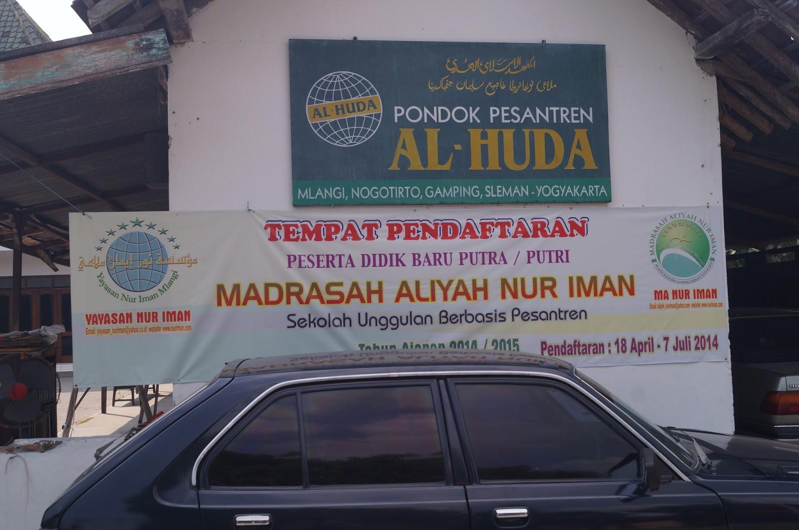 Hasil gambar untuk Al-Huda mlangi