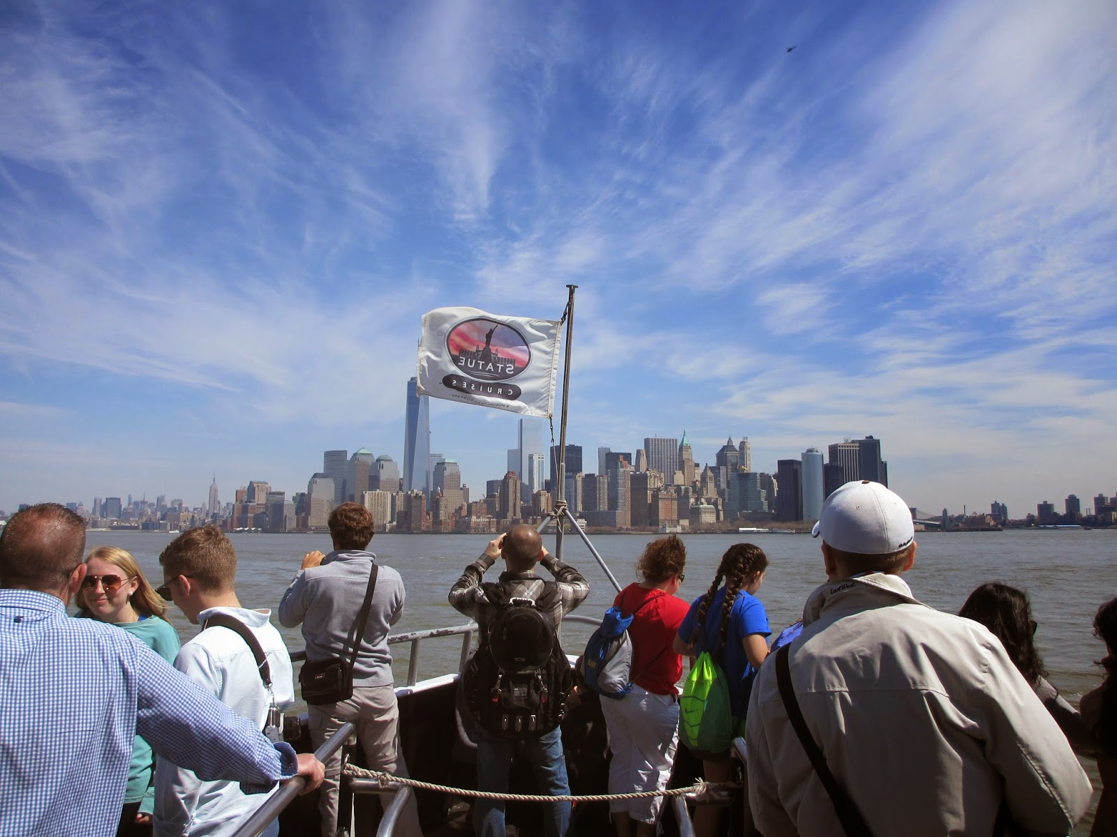 Visitar a ESTÁTUA DA LIBERDADE e Ellis Island – A entrada na Terra Prometida   EUA