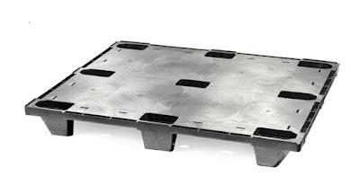 Lisoplast- Forte- Ligero-1.000-kg-Palet plastico-encajable-semiliso-1200x800x130-mm