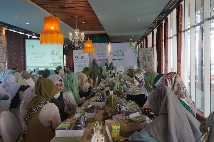 Ramadan Bersih Sehat, Bebas Worry bersama Hijup & Softex Daun Sirih