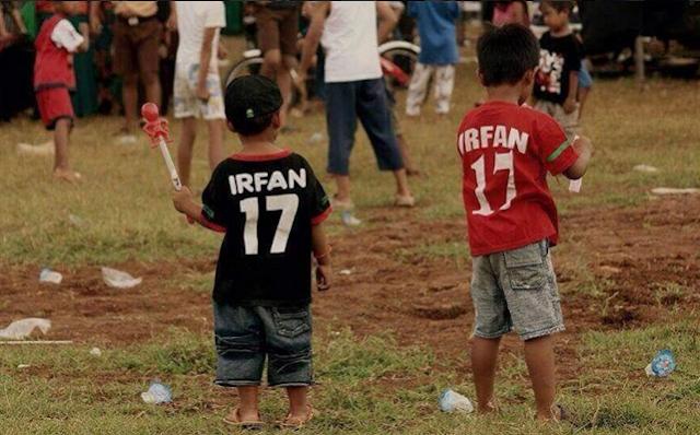 Kangen Bela Timnas, Irfan Bachdim Curhat di Sosmed
