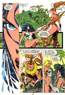mystický porno komiks