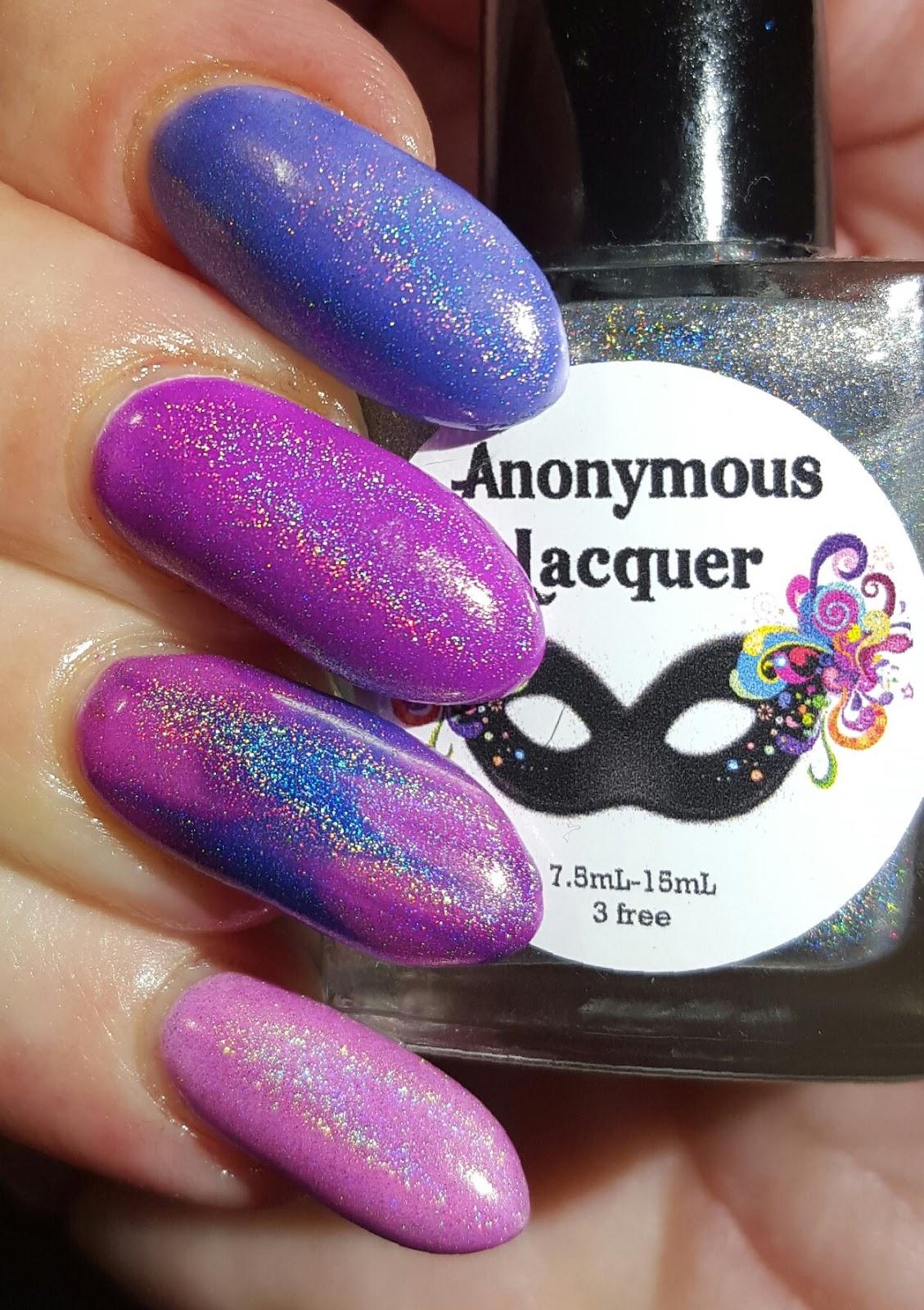 Inky Whisker's Musings: 40 Great Nail Art Ideas