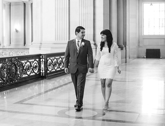 Brandy and Armando SF City Hall Wedding | Wedding Photography