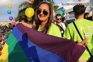 IMG 9963 - 13ª Parada do Orgulho LGBT Contagem reuniu milhares de pessoas