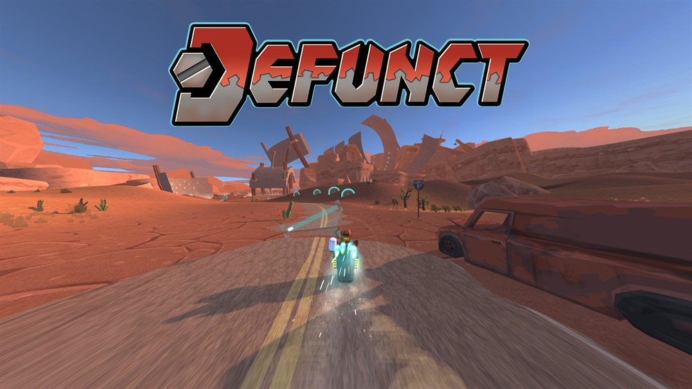 Defunct PC Game Free Download Poster