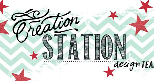 Stamped Silly: Creation Station: New Catalog kick-off!!!