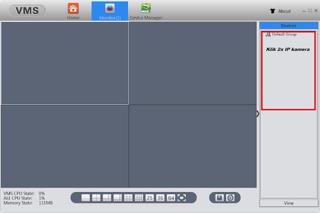 Download dan Cara setting software CCTV babycam SPC terbaru untuk PC/Komputer