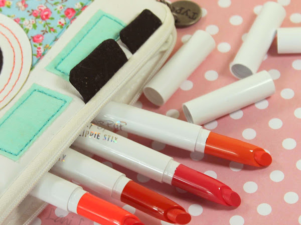 ColourPop Lippie Stix - Chi Chi, Go Fish, Clique and Yasmin Swatches & Review