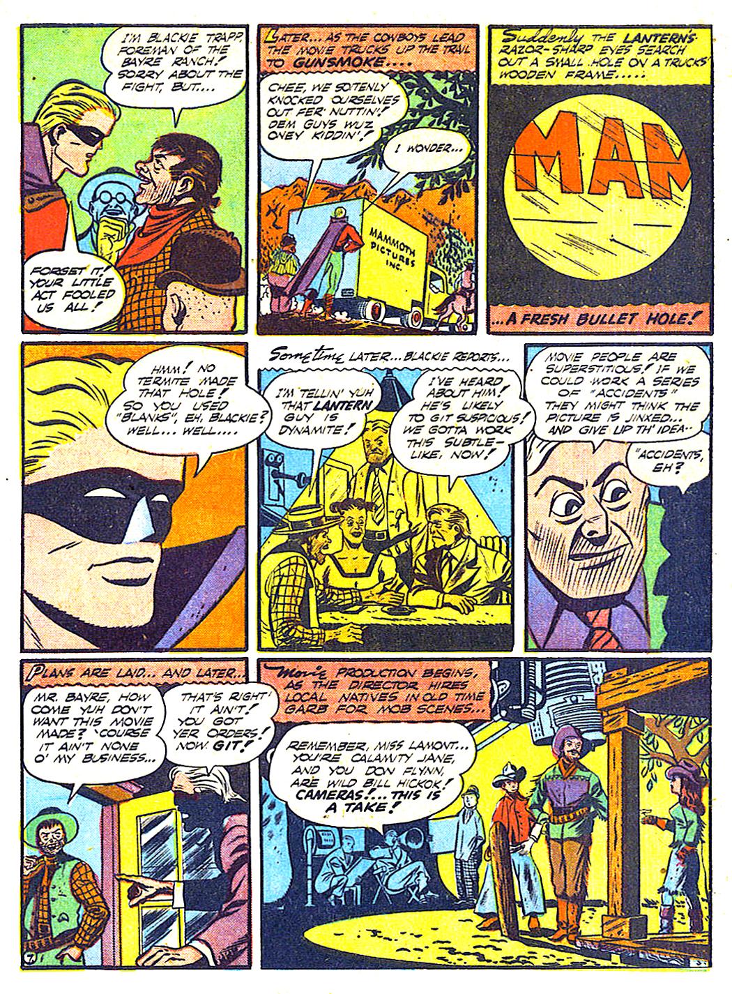 Read online All-American Comics (1939) comic -  Issue #50 - 9