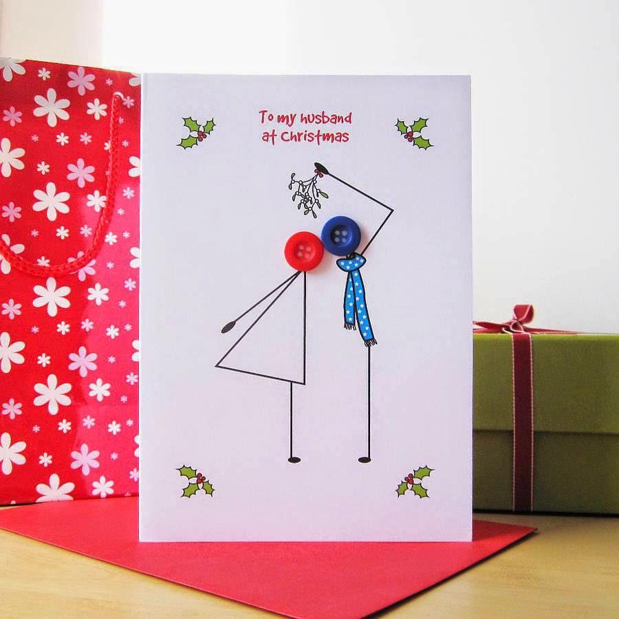 handmade button gift card  creative art and craft ideas