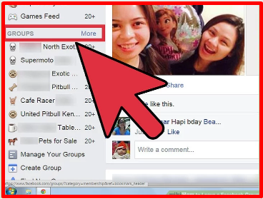 How to Get Out of a Group on Facebook