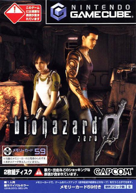 Detonado - Resident Evil 0