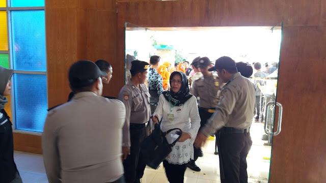 194 Personel Di Siapkan Untuk Pengamanan Debat Publik Cawako dan Cawawako