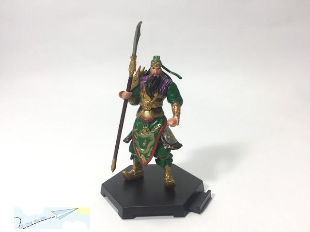 mô hình nhân vật Tam Quốc Chí