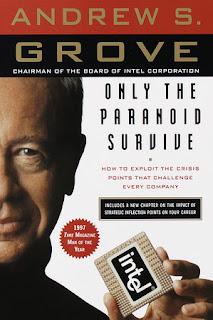 Sólo los paranoicos sobreviven - Andrew Grove