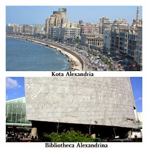Kota Alexandria, Bibliotheca Alexandrina