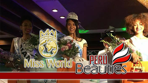 Miss World Madagascar 2018
