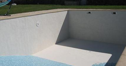 Cemento pulido en las zonas exteriores y piscinas for Fratasado de hormigon
