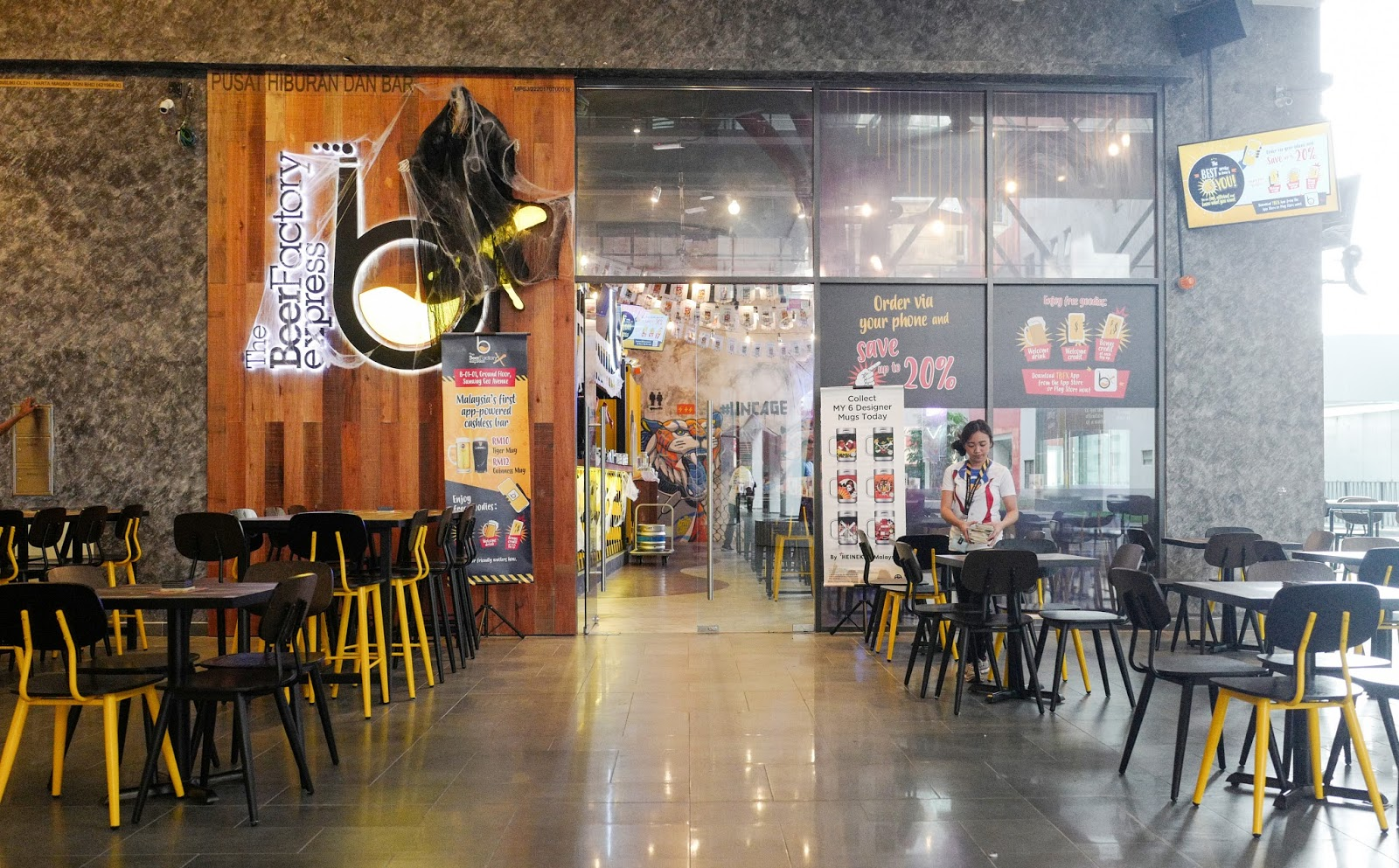 the beer factory express @ sunway geo avenue