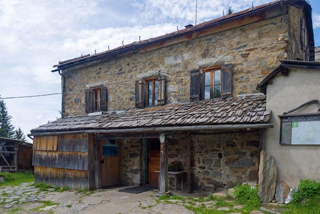 Rifugio Hochganghaus Casa del Valico