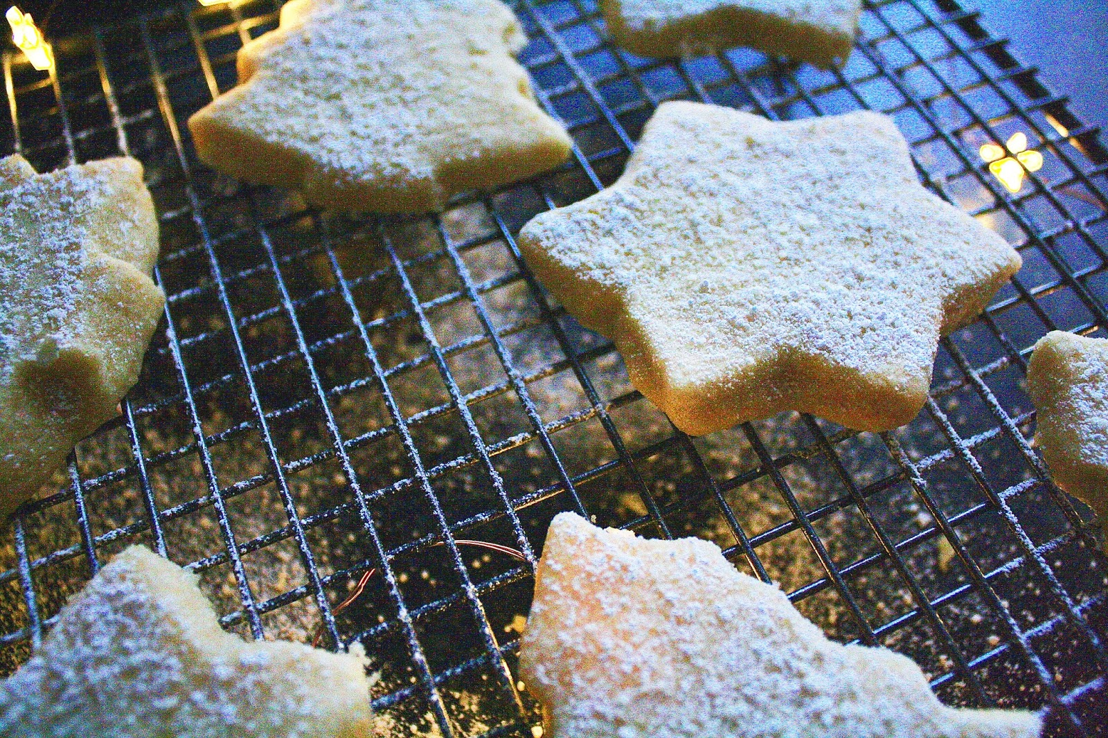 Christmas Shortbread Cookies Recipe