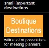 SMALL IMPORTANT DESTINATIONS