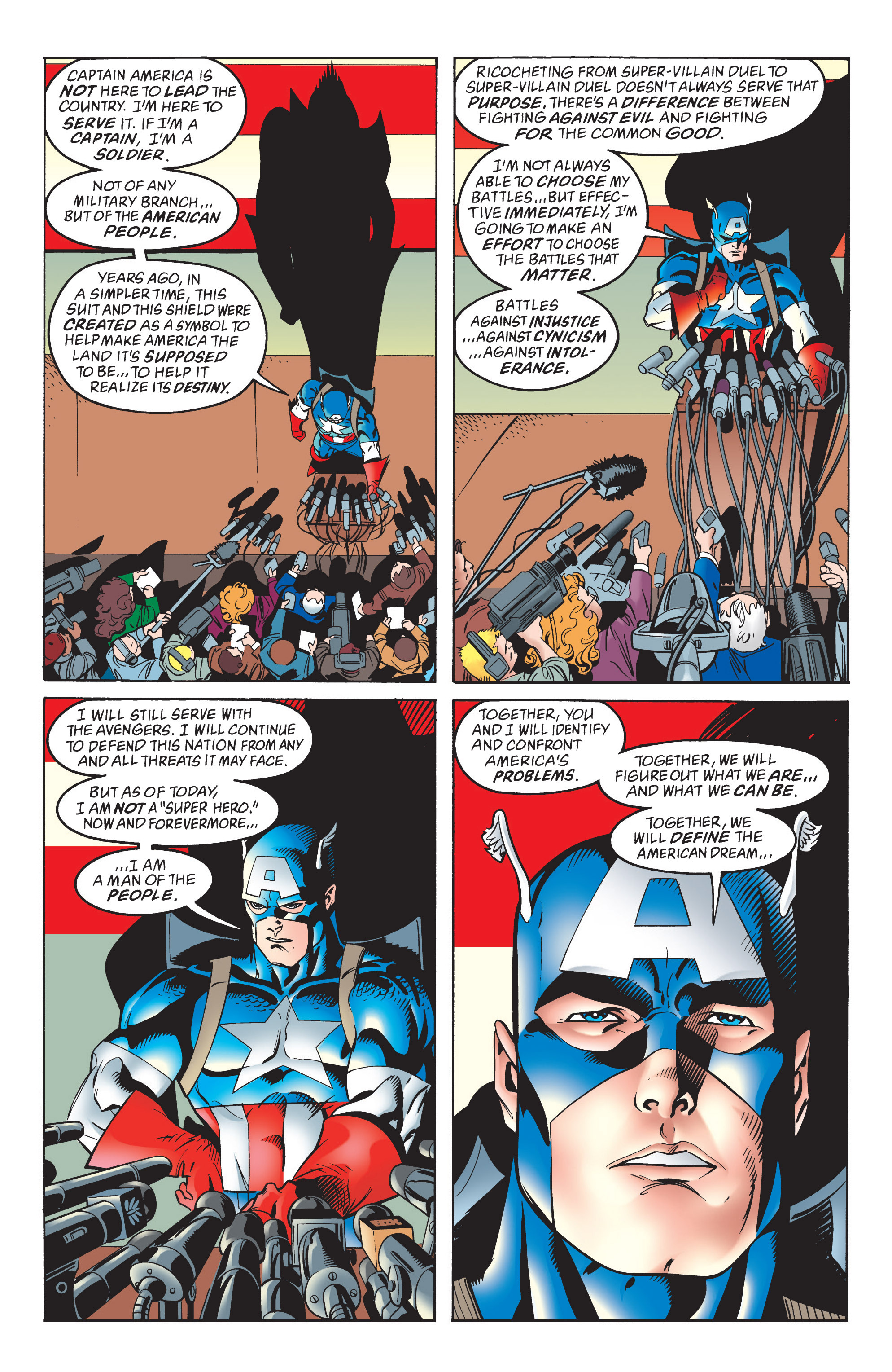 Captain America (1998) Issue #7 #10 - English 20