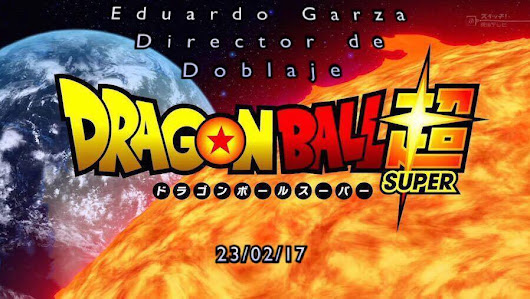 Lalo Garza será director de doblaje de Dragon Ball Super
