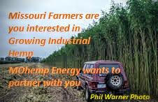 MOhemp Energy Agri Business Opportunity: Partners, Investors, Advisers, Team Members, Farmers