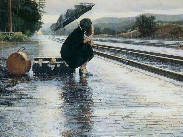 Bài thơ về mưa, bài thơ ngắn về mưa buồn và nỗi nhớ