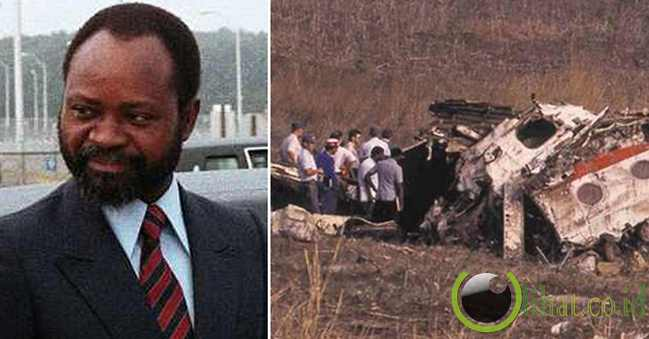 Samora Machel (1986)