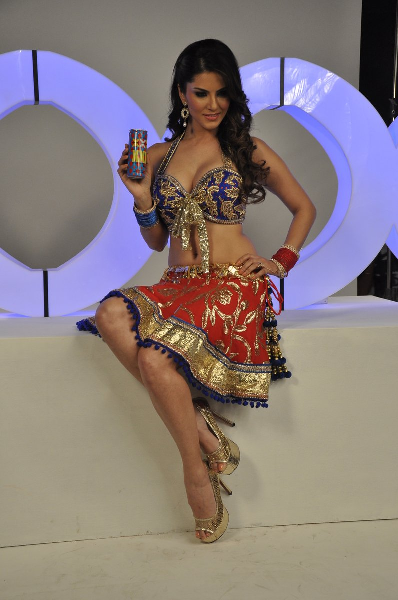 All Indian Beauties Sunny Leon Hot Stills At Xxx Drink Launch-1993
