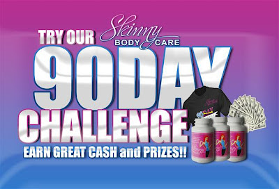 How to lose weight with Skinny Fiber 90 day challenge.