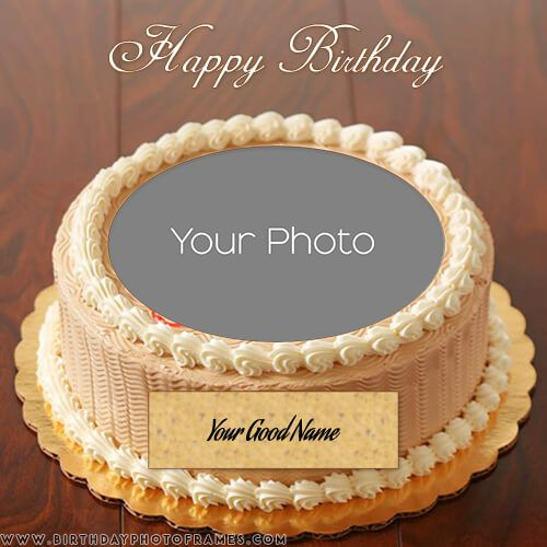170 Happy Birthday Cake With Name Images 2020 Edit Write