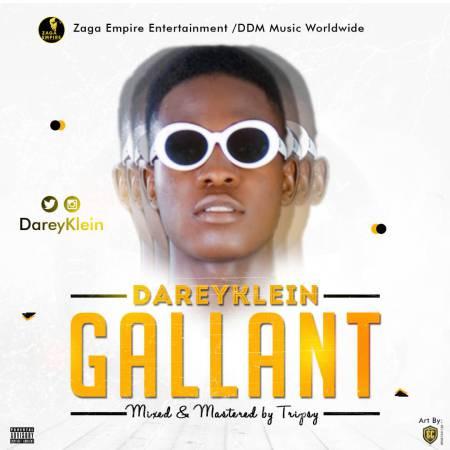 DAREY KLEIN – GALLANT [New Song] - Mp3made.com.ng