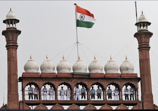 Celebrate Independence Day at Red Fort